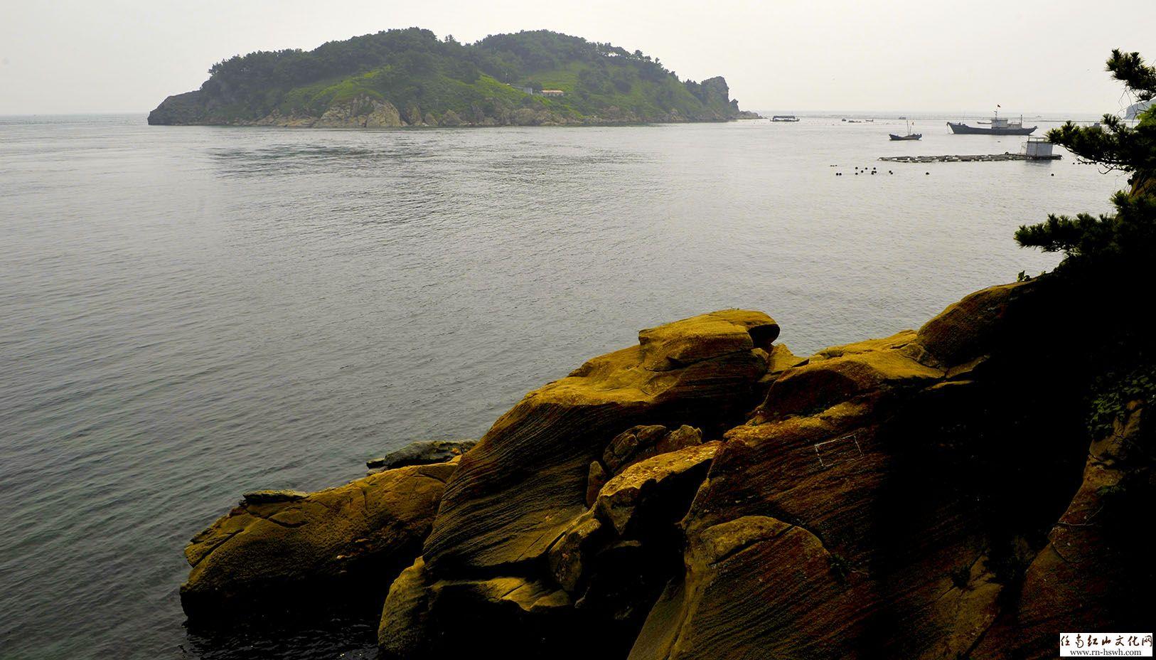 大小长山岛---即将举办国际马拉松比赛的地方