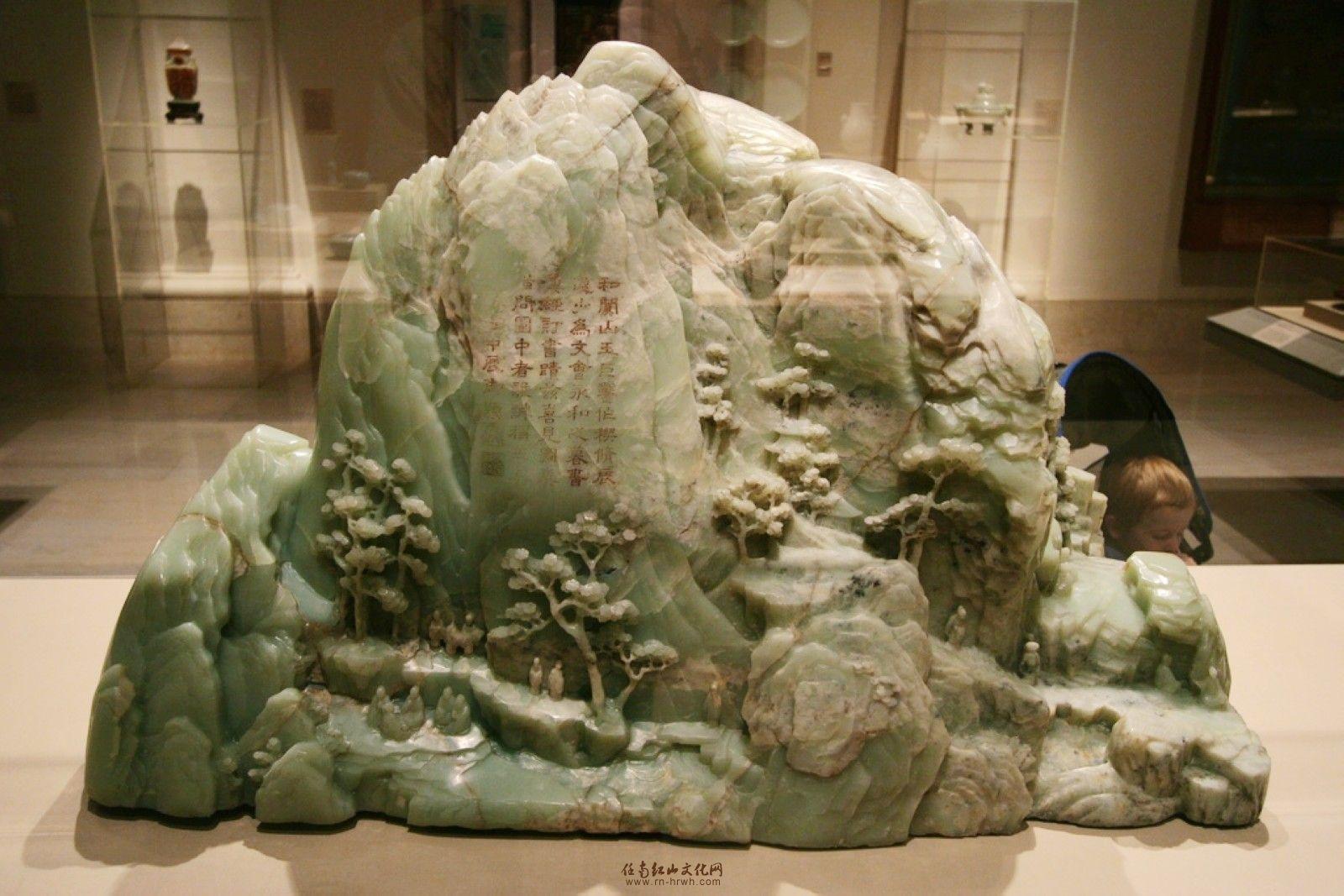 (第一是大禹治水在北京故宫)