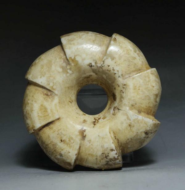 红山文化    环状玉器   任南珍藏